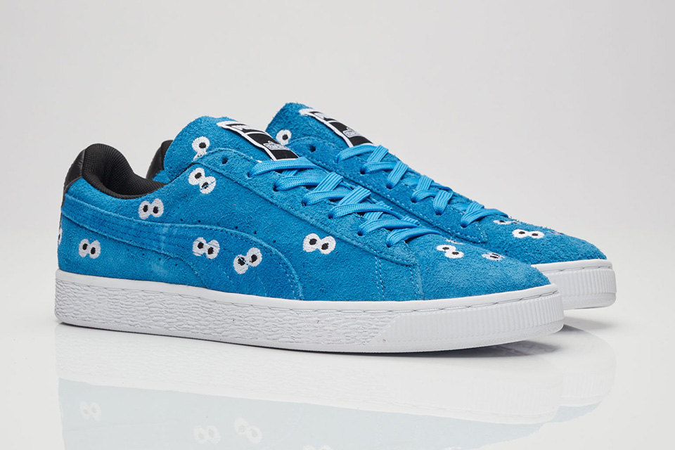 buy online 1b490 4d124 First Look At The Sesame Street x Puma Collection ...