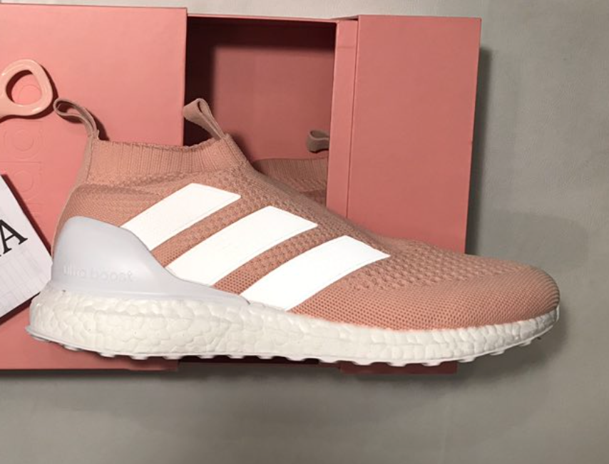 low priced 240bf e79ee First Look At The KITH x adidas Ace 16+ Ultra Boost ...