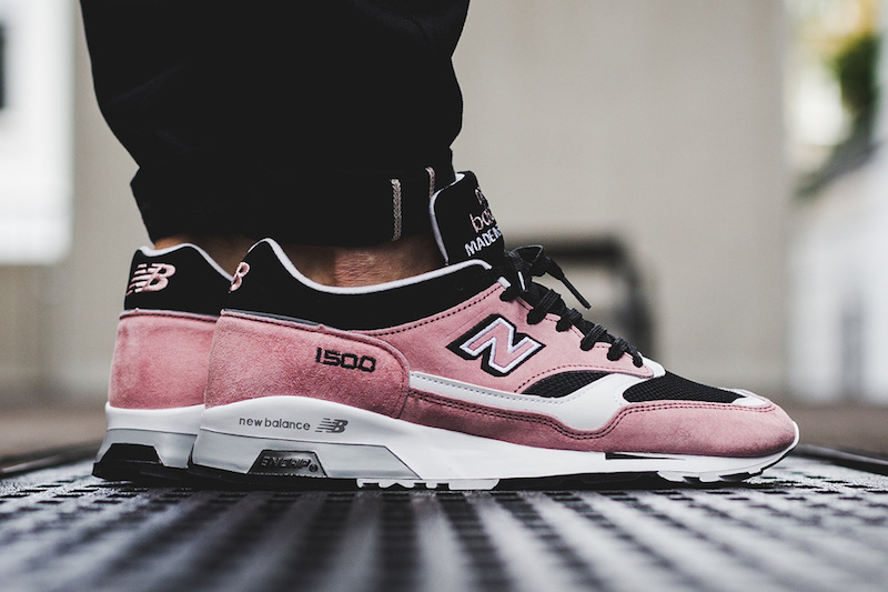 newest cbdbc 50437 Look For The New Balance 1500 Pink Black • KicksOnFire.com