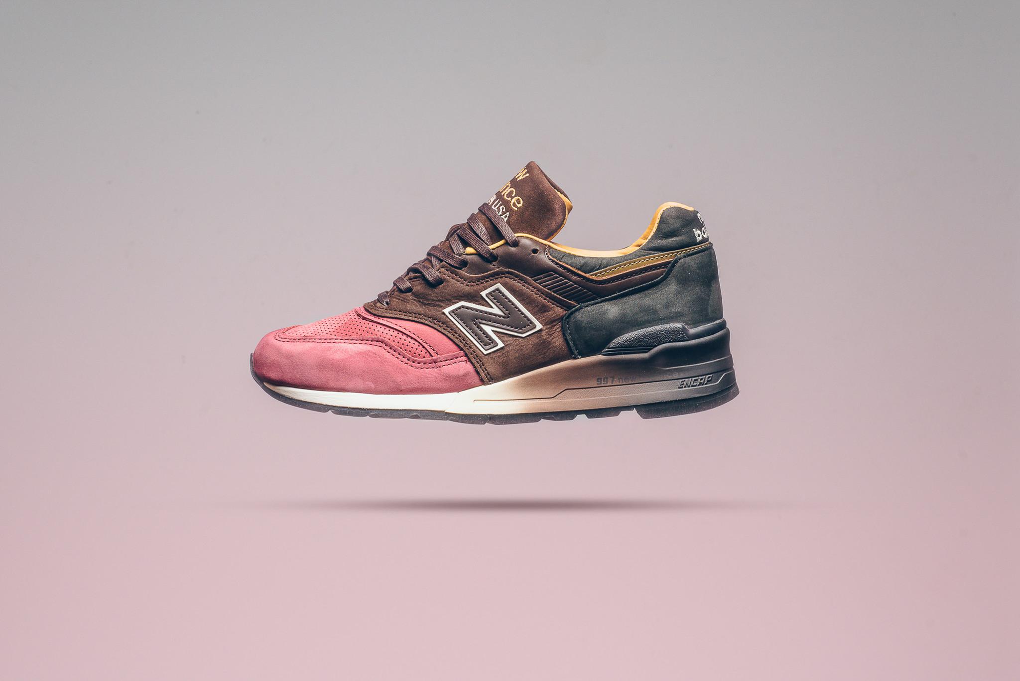 new balance 997 limited edition