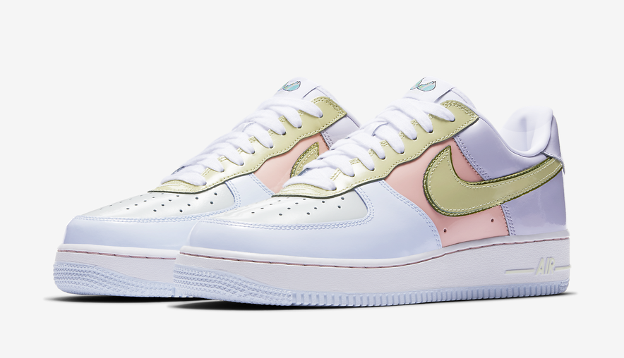 wholesale sales newest collection big sale Release Info For The Nike Air Force 1 Low Easter Egg ...