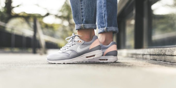 Sunset Tint Accents On The Nike Air Max 1 Ultra 2.0