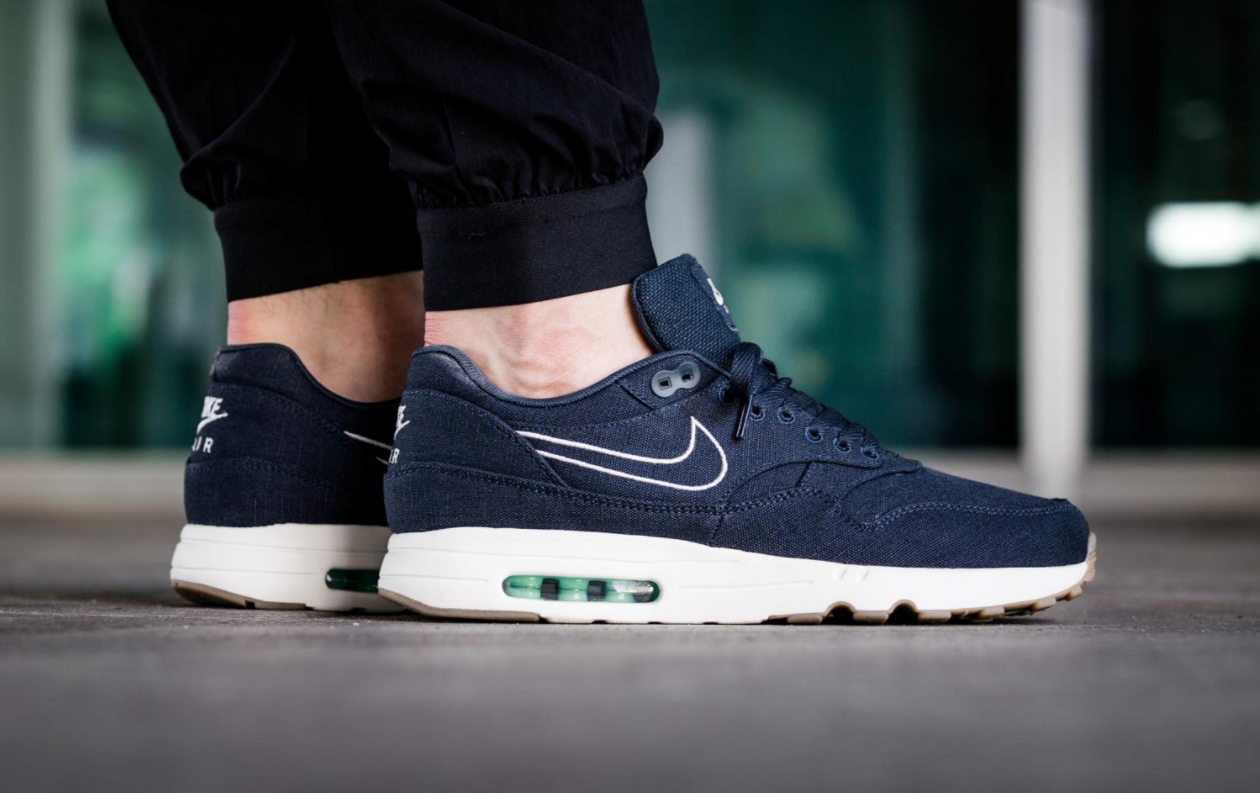 Durable Textile Defines This Nike Air Max 1 Ultra 2.0