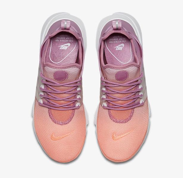 half off 0dbf2 b8efb Now Available: Nike Air Presto Ulta BR Sunset Glow ...
