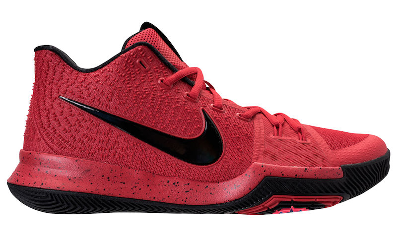 low priced d1421 e9353 Release Date For The Nike Kyrie 3 University Red ...