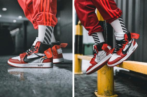 low priced 73b9e 63972 OFF-WHITE x Air Jordan 1 • KicksOnFire.com