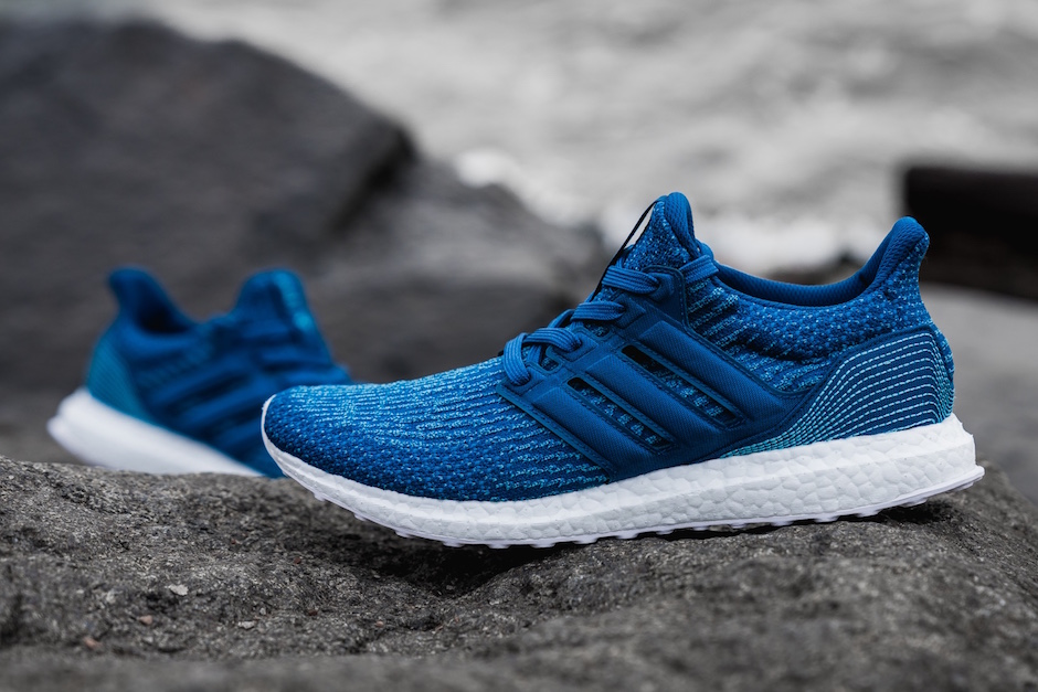 huge discount e344d d9a75 A Closer Look At The Upcoming Parley x adidas Ultra Boost ...