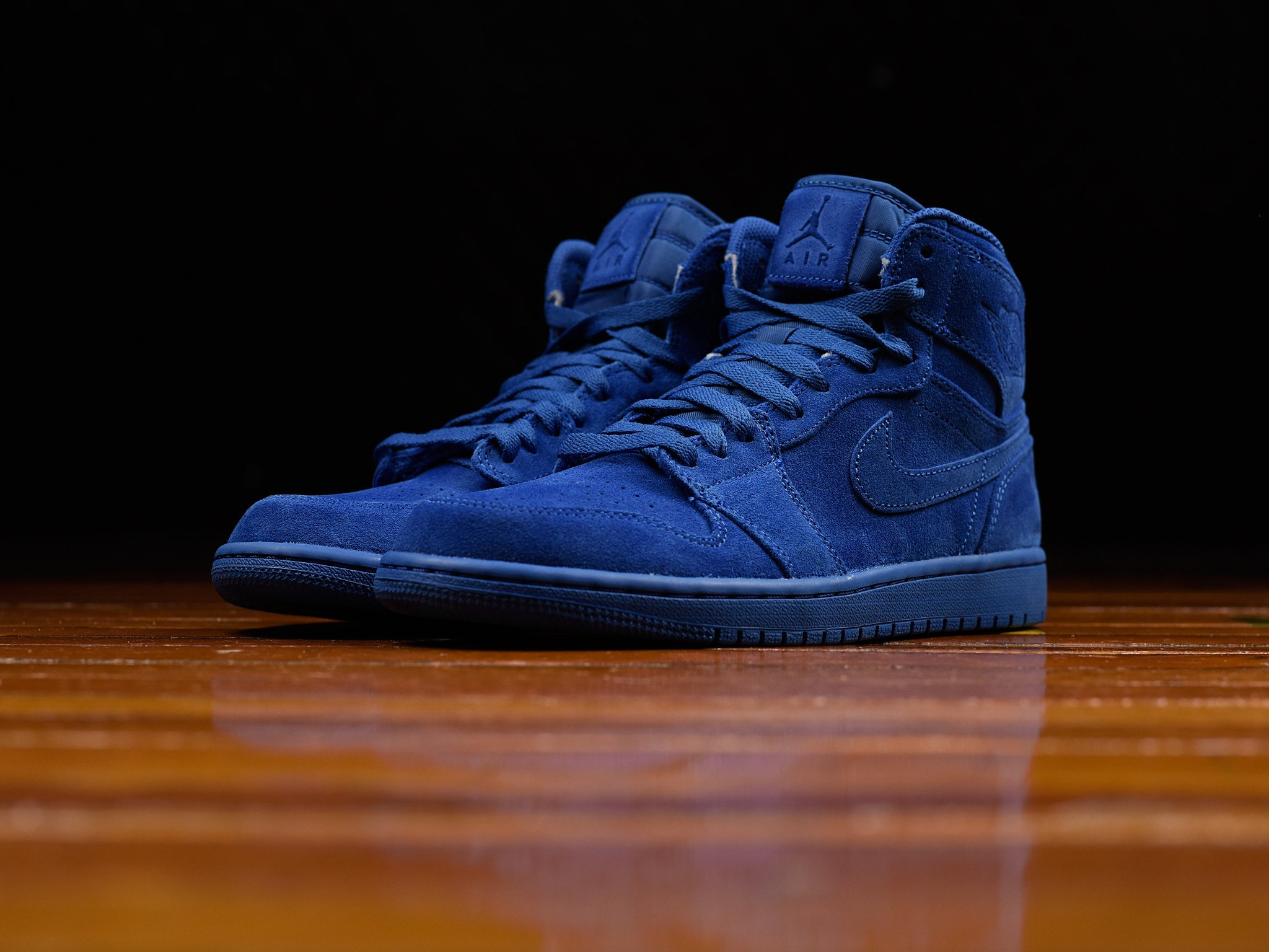 Who Picked Up A Pair Of The Air Jordan