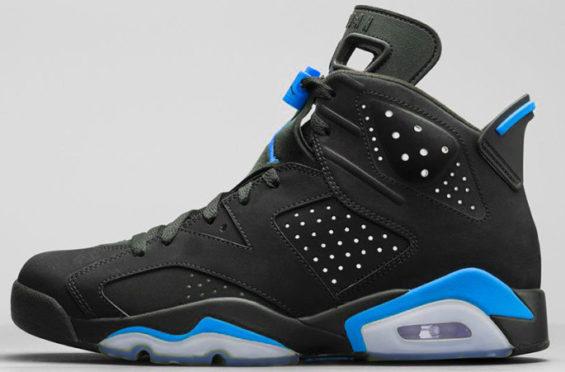 new styles 44675 90d8e Air Jordan 6 UNC • KicksOnFire.com