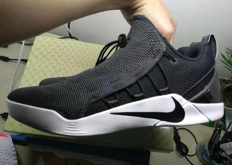 best loved 76c3b cb453 The Nike Kobe A.D. NXT Surfaces In Dark Grey • KicksOnFire.com