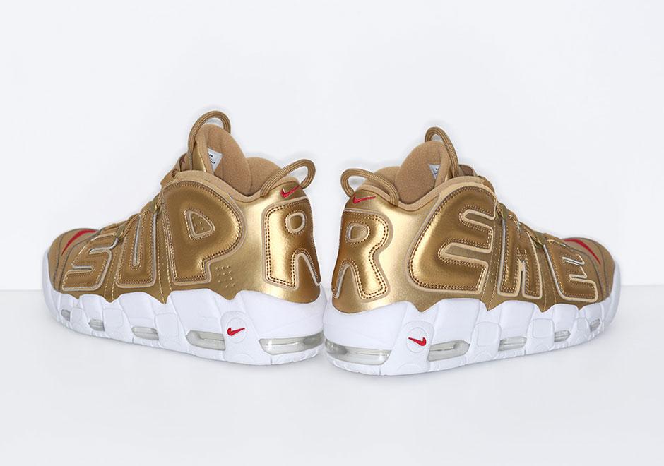 107e1b90ddf Supreme x Nike Air More Uptempo Collection • KicksOnFire.com