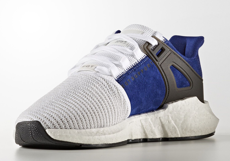 Official Images Of The adidas EQT Support 93/17 Royal Blue ...