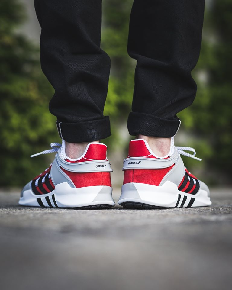 Get The Overkill x adidas EQT Support