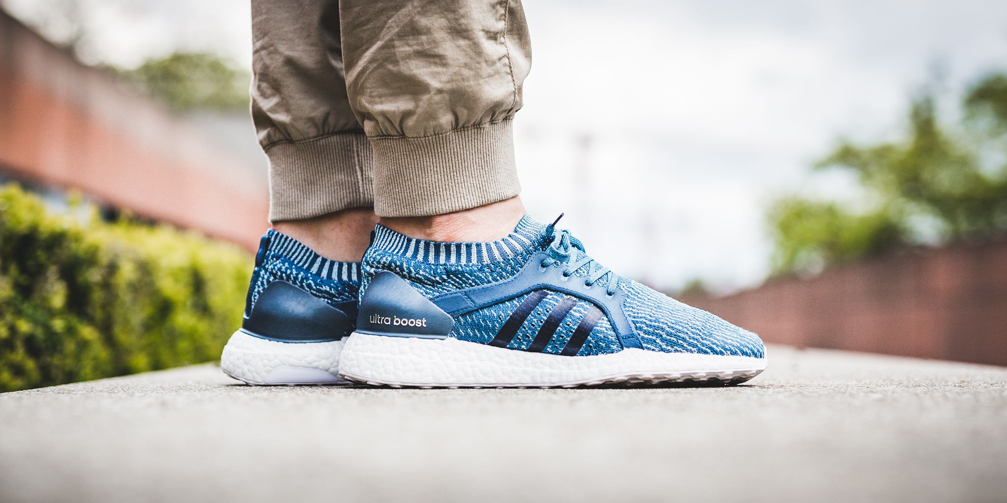 brand new 65261 d6bdc The Parley x adidas Ultra Boost X Is Also Releasing Tomorrow ...