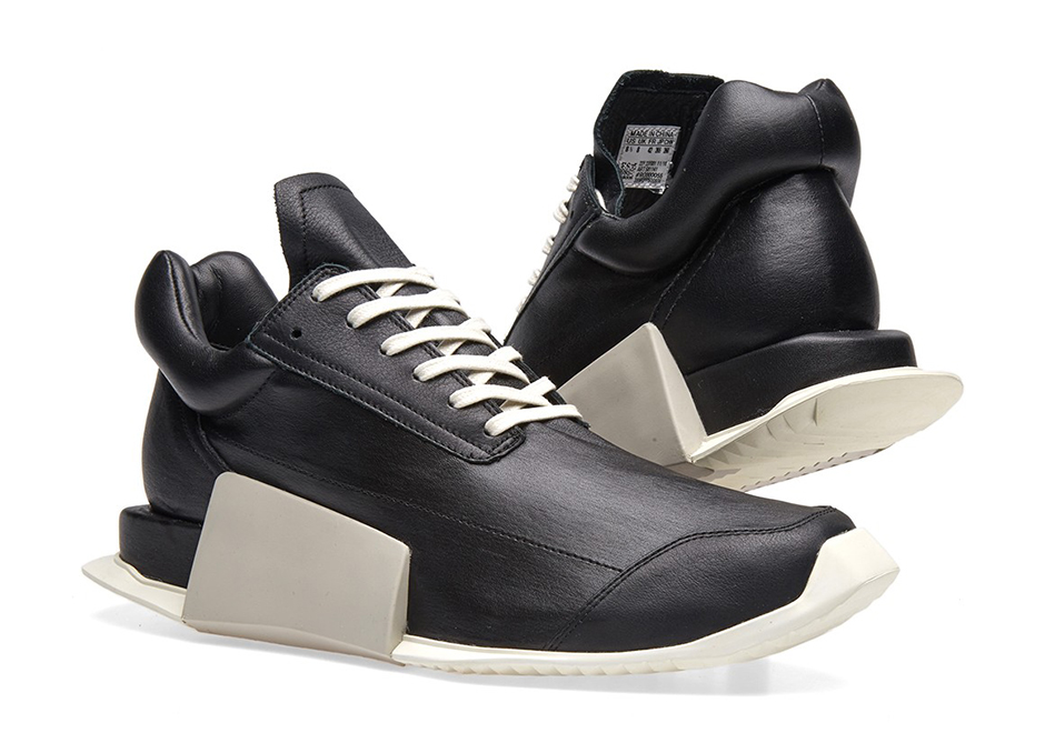 A First Look At The Rick Owens x adidas