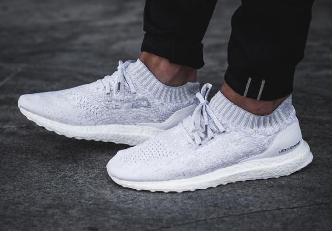 adidas boost white