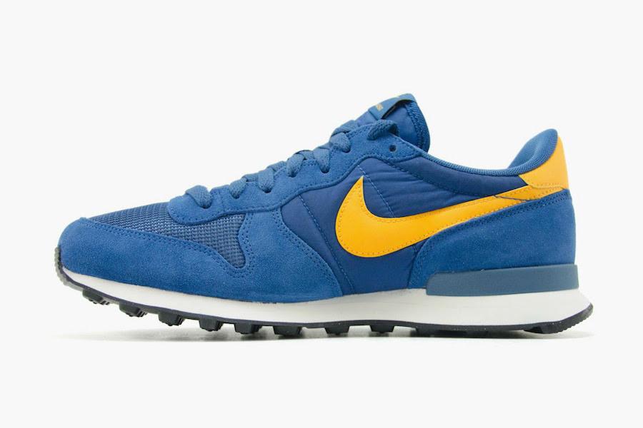 Nike Internationalist Court Blue