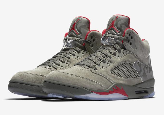 check out 2eacd ee6a5 Air Jordan 5 Camo • KicksOnFire.com
