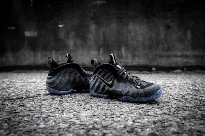 top fashion 66452 00ffc Release Reminder: Nike Air Foamposite Pro Tech Fleece ...