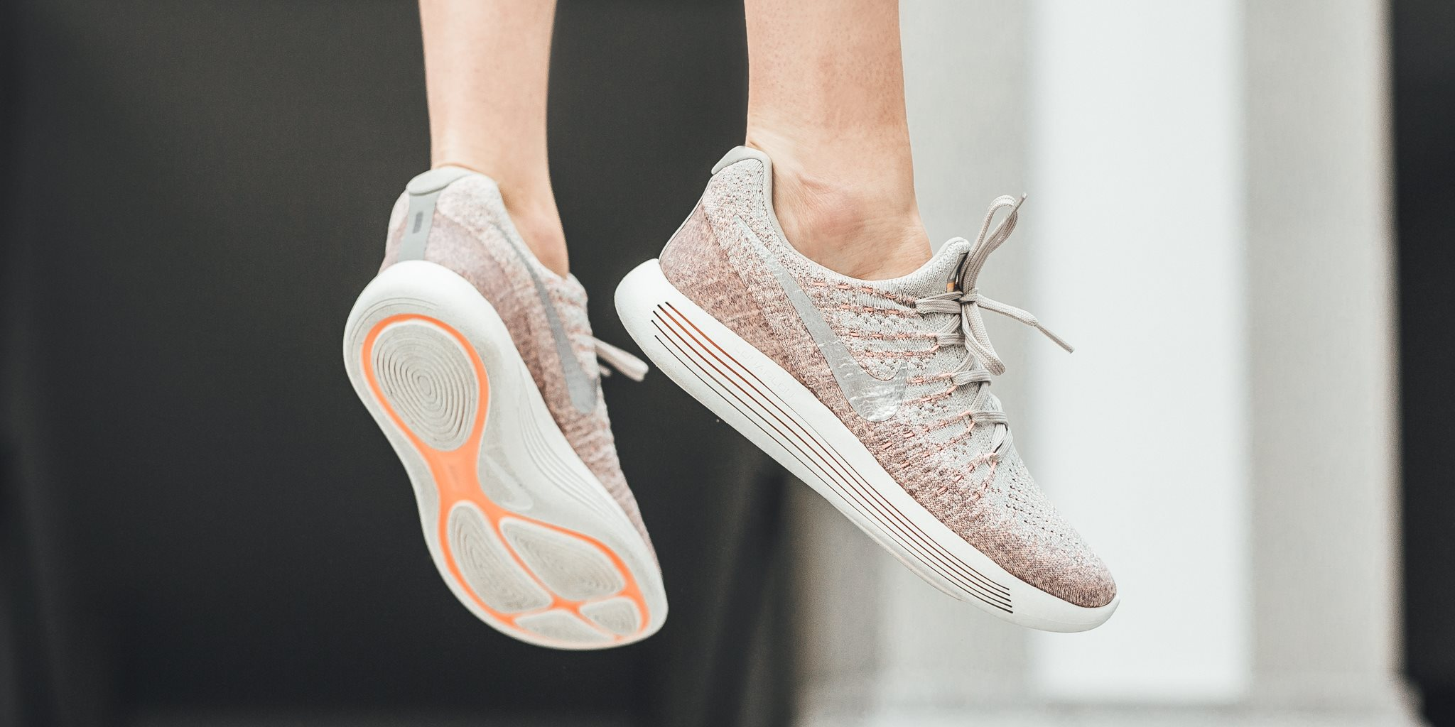 the latest 5021a 36832 Pale Grey Lands On The Latest Nike LunarEpic Low Flyknit 2 ...
