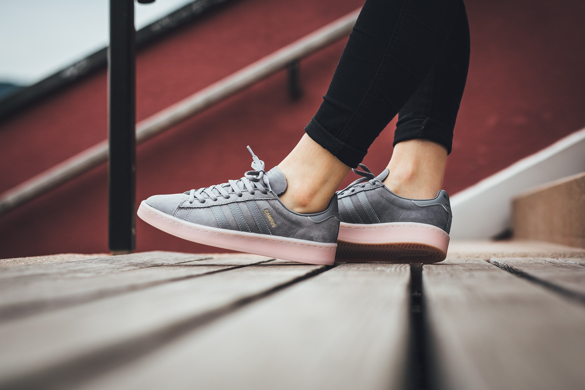 This Women's adidas Campus Comes With