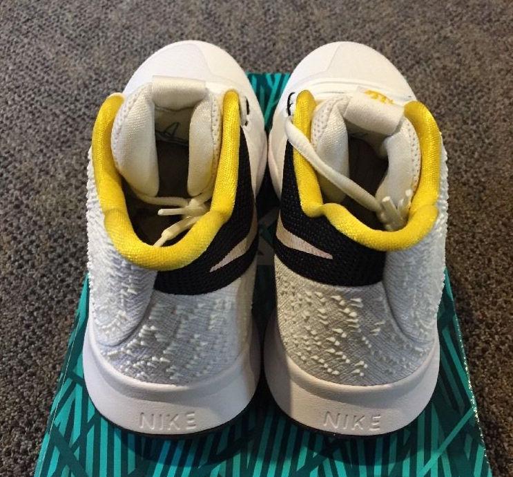 huge discount 22104 4408e A Sneak Peak At The Nike Kyrie 3 N7 • KicksOnFire.com