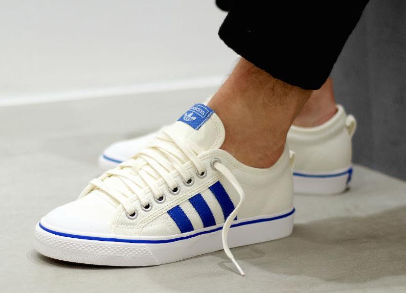 adidas nizza lo white Shop Clothing