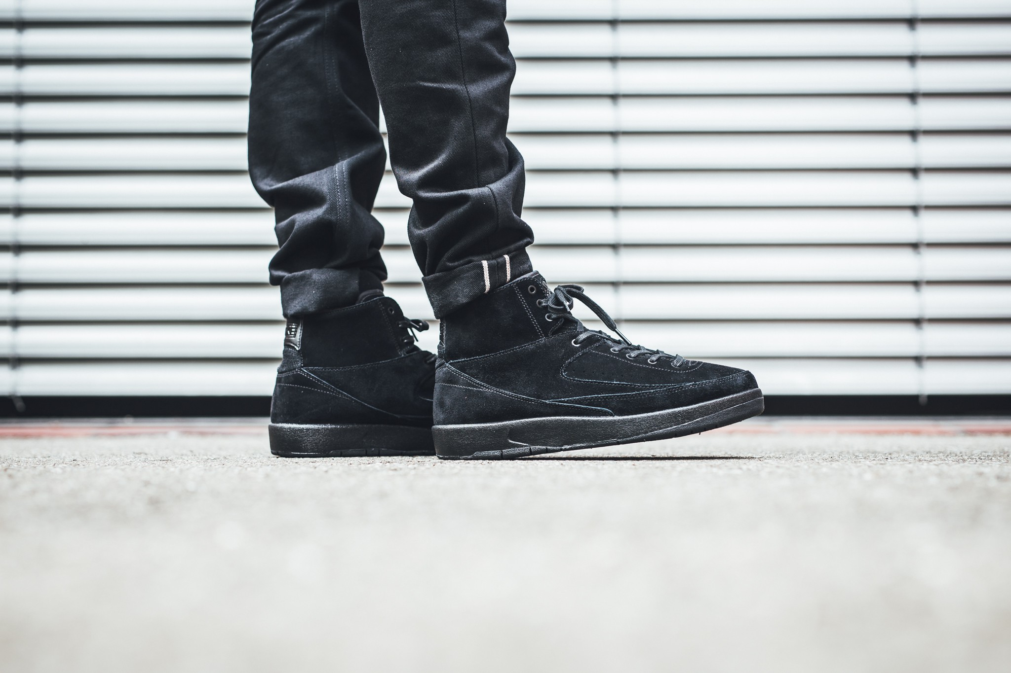 super popular 3eb9f c11c0 Release Reminder: Air Jordan 2 Decon Triple Black ...