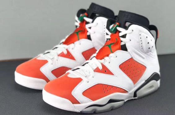 the best attitude 21657 a4c5e Air Jordan 6 Like Mike (Gatorade) • KicksOnFire.com