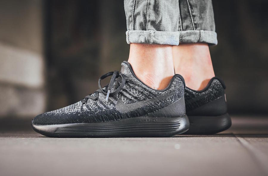 huge discount 3024f d3b6a On-Feet Images Of The Nike LunarEpic Low Flyknit 2 Dark Grey ...