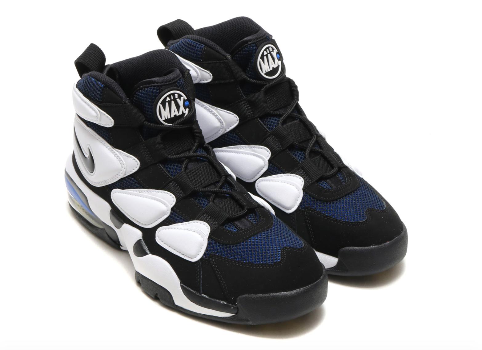 hacer clic calcio Saliente  Get The Nike Air Max 2 Uptempo 94 OG Duke Now • KicksOnFire.com