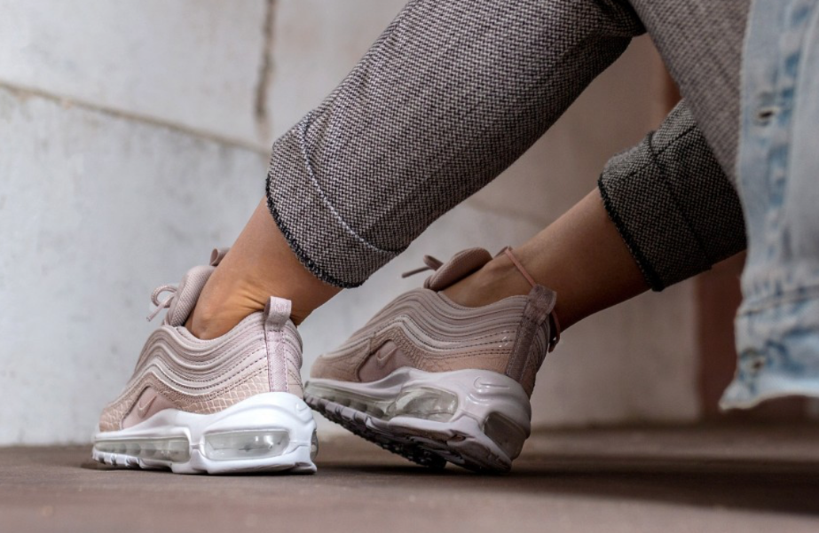 Look Out For The Nike Air Max 97 Pink Snakeskin Dropping