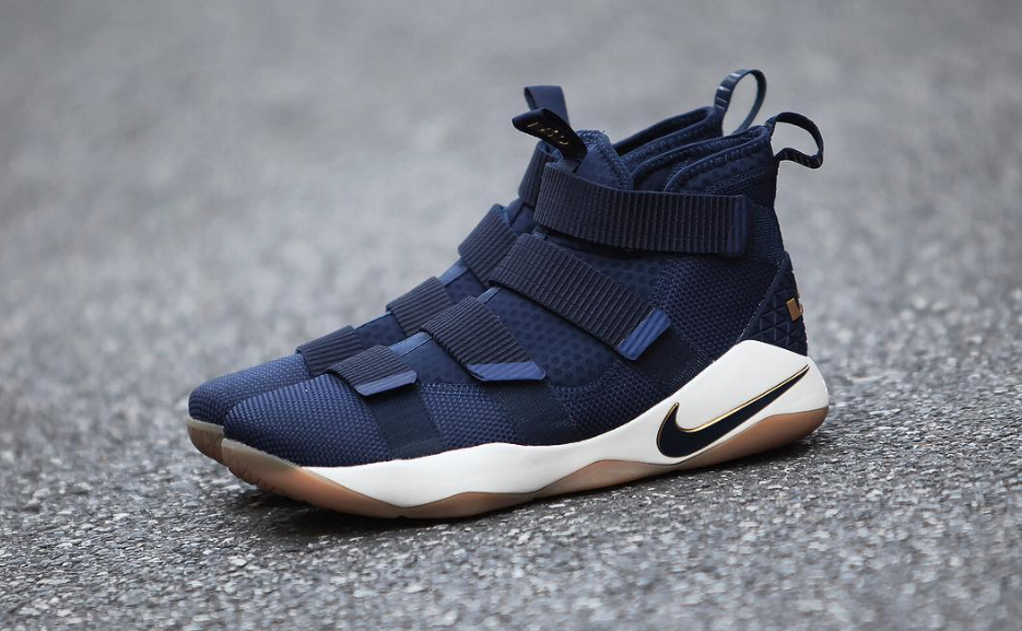 new style ab5da 2f92d The Nike LeBron Zoom Soldier 11 Cavs Arrives This Month ...