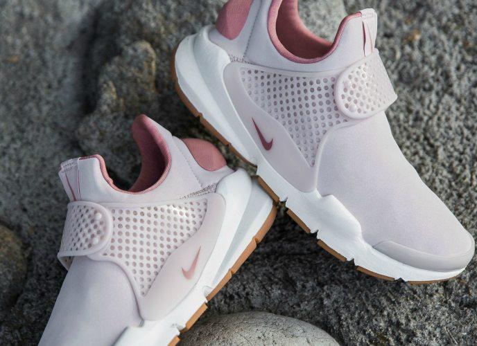 Nike Sock Dart Premium Silt Red
