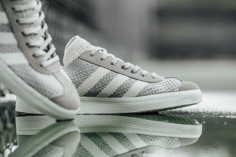 Out Now: adidas Gazelle Primeknit Sesame • KicksOnFire.com