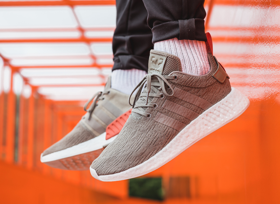 The Adidas Nmd R2 Trace Cargo Is On The Way Kicksonfire Com