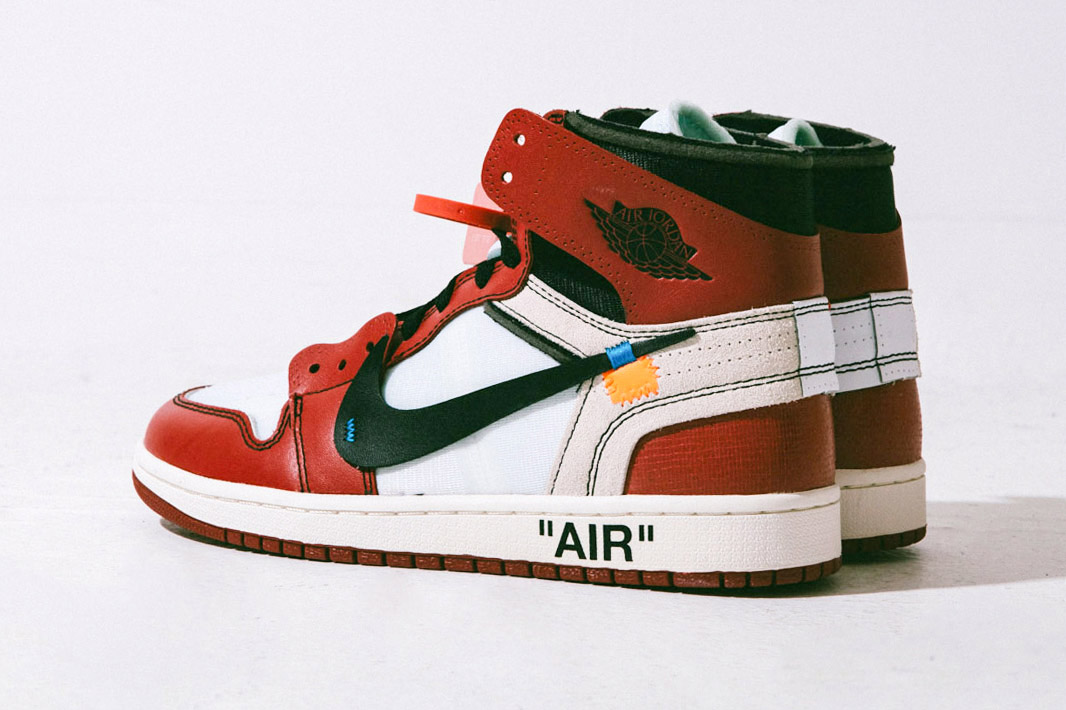 new styles f1a45 9827b Detailed Look At The OFF-WHITE x Air Jordan 1 • KicksOnFire.com