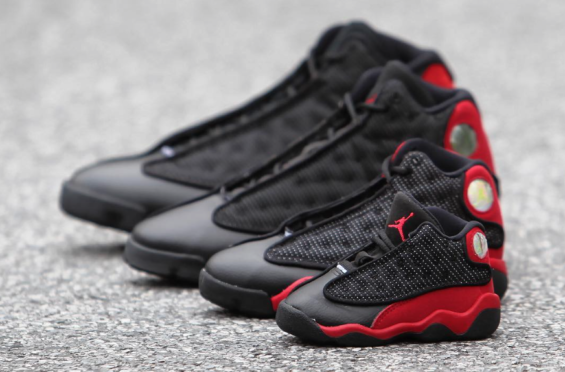 detailed pictures b0fe4 bced7 Air Jordan 13 Bred (2017) • KicksOnFire.com