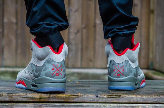 393ab58020793 Air Jordan 5 Camo • KicksOnFire.com