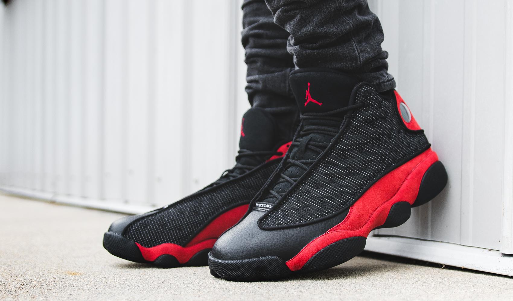 Release Reminder: Air Jordan 13 Bred