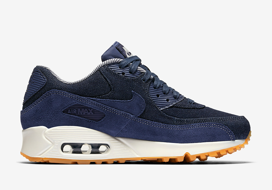 cozy fresh f5d20 3f314 Joining the Corduroy and Denim colorway that we recently showed you is yet  another premium version of the Nike Air Max 90.