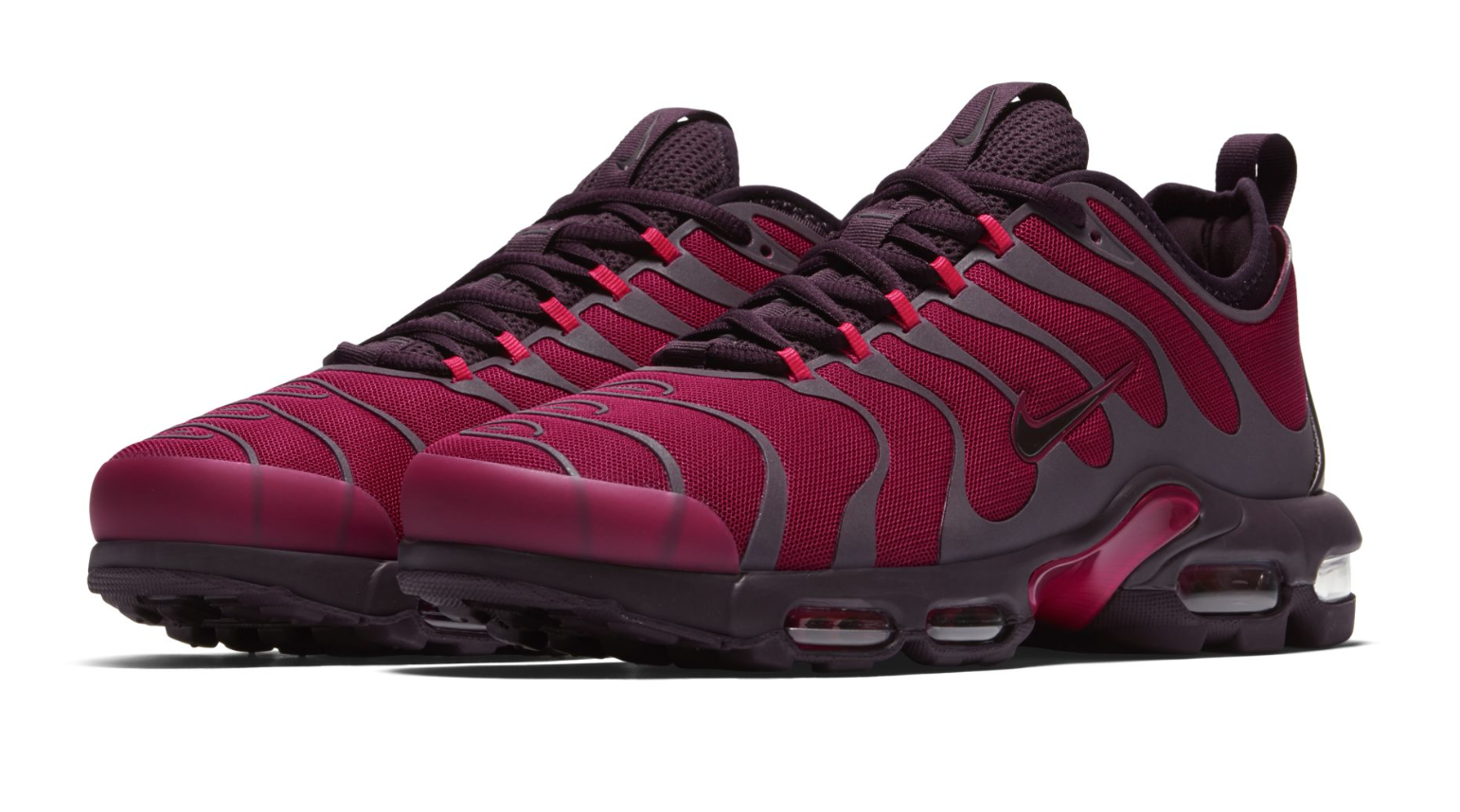 nike air max plus tn ultra noble red
