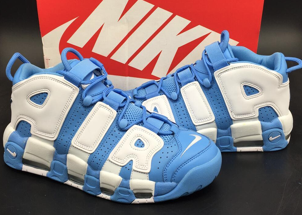 c5132238283f7 Nike Air More Uptempo University Blue Arriving Next Month ...