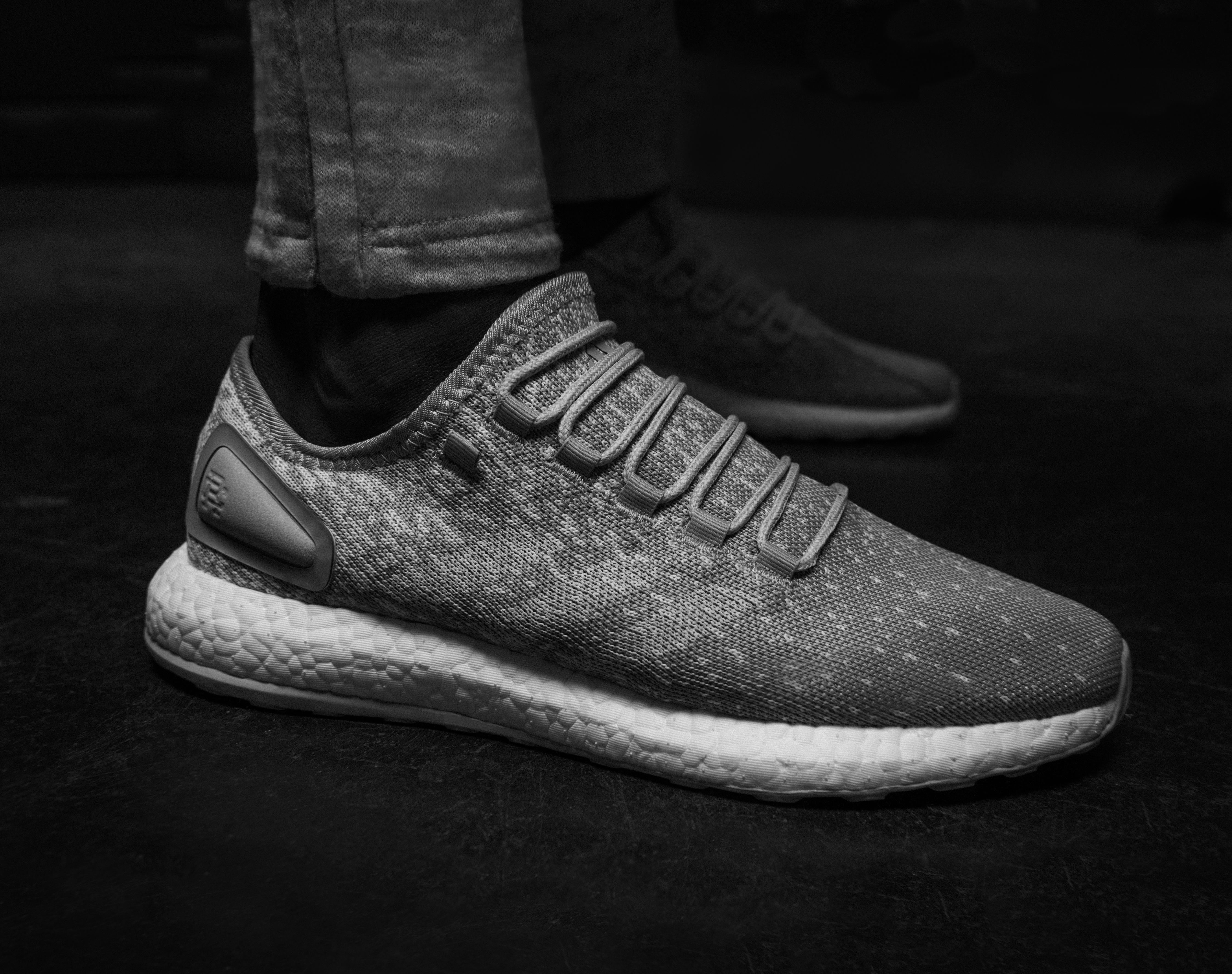 The Reigning Champ x adidas Pure Boost And AlphaBOUNCE Will