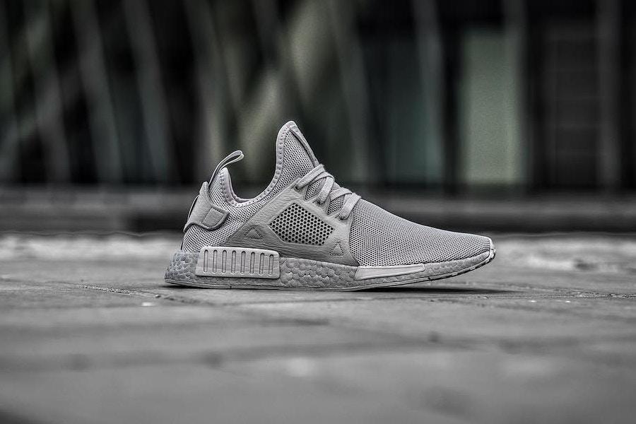Release Date: adidas NMD XR1 Triple Grey • KicksOnFire.com