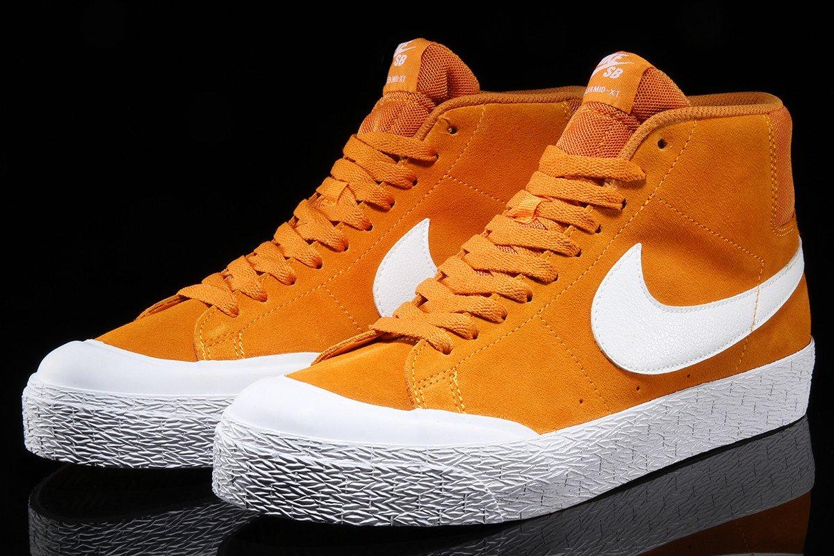 brand new 8c17e 6a29f Out Now: Nike SB Circuit Orange Pack • KicksOnFire.com