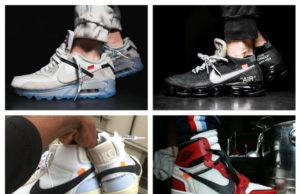 quality design dd530 7cf8a OFF-WHITE x Nike Air Max 90 Ice • KicksOnFire.com