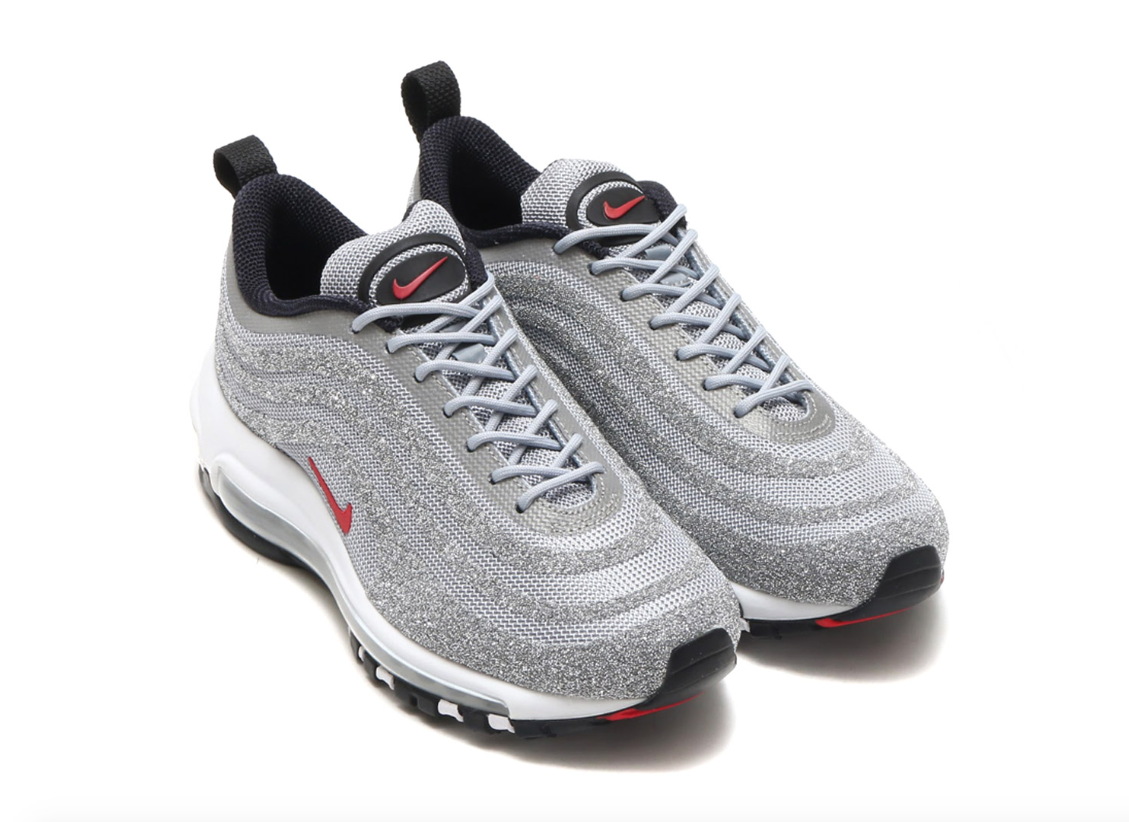 superior quality 3e50f d8369 Is The Nike Air Max 97 LX Swarovski (Silver Bullet) On Your ...