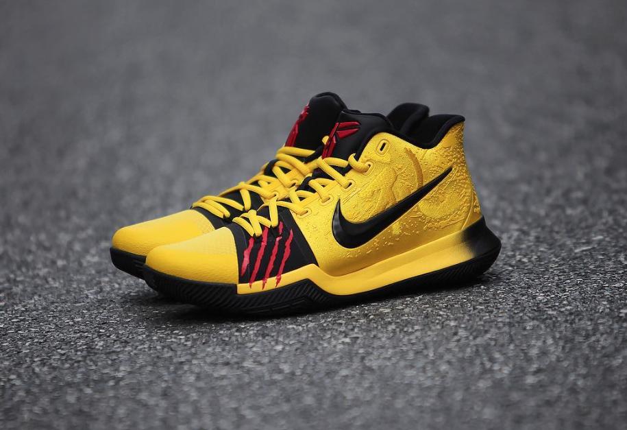 Release Reminder: Nike Kyrie 3 Mamba Mentality • KicksOnFire.com