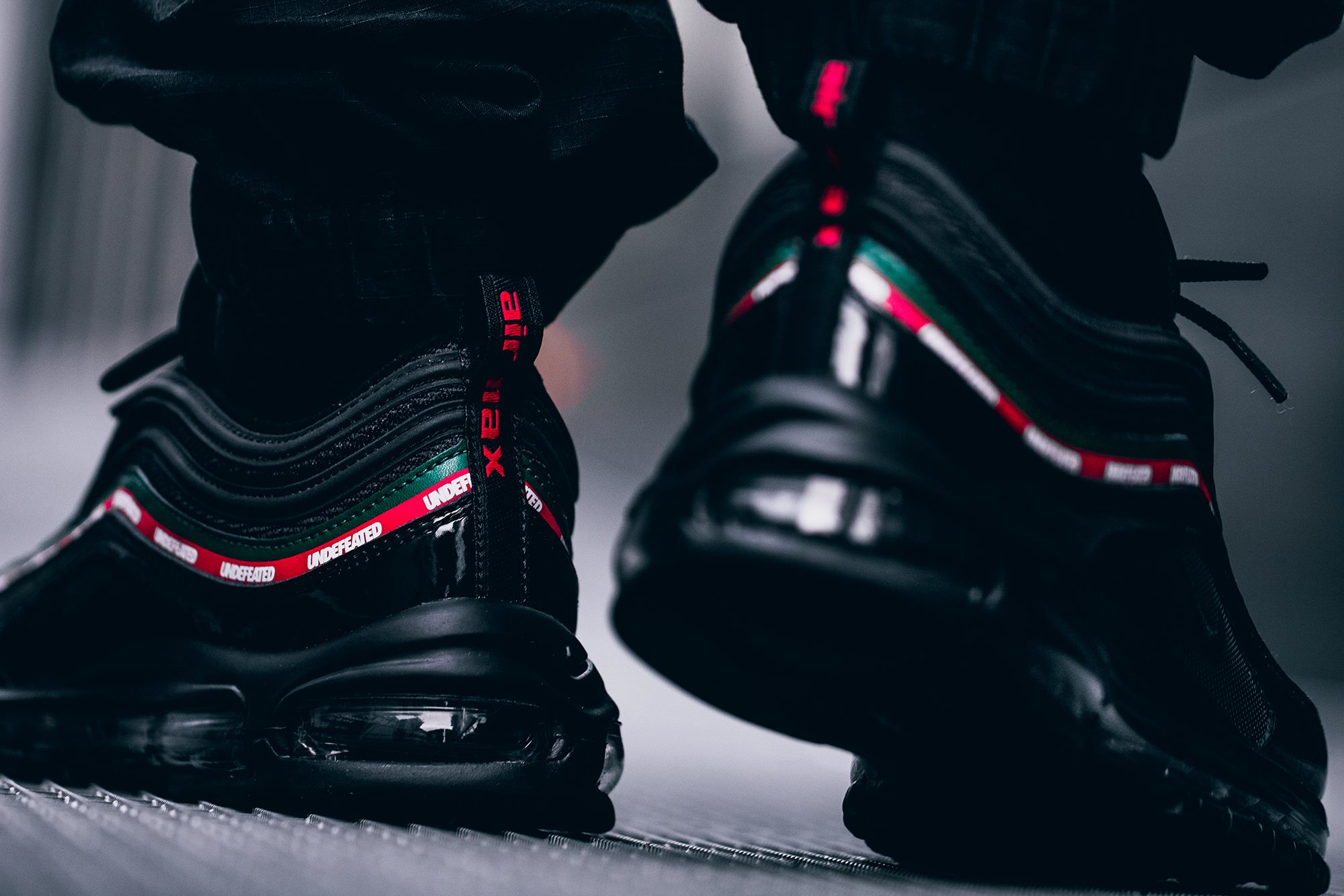 Air Max 97 x UNDEFEATED Black or White ? Available On Our